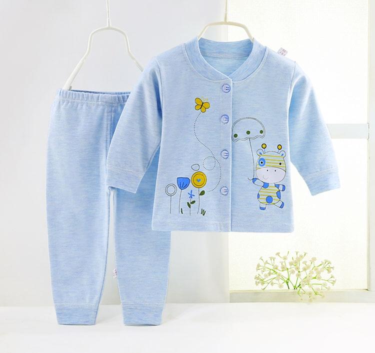 [해외]아기의 봄 코트와 바지는 아늑하고 넉넉합니다/아기의 봄 코트와 바지는 아늑하고 넉넉합니다