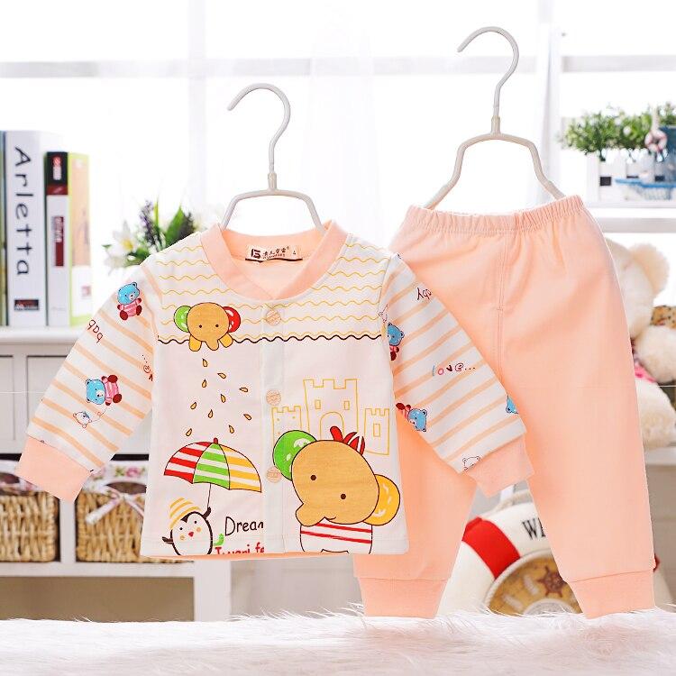 [해외]만화 동물 디자인 아기 코트 가을 바지는 정장 입고 그것은 따뜻하고 사랑스러운/만화 동물 디자인 아기 코트 가을 바지는 정장 입고 그것은 따뜻하고 사랑스러운