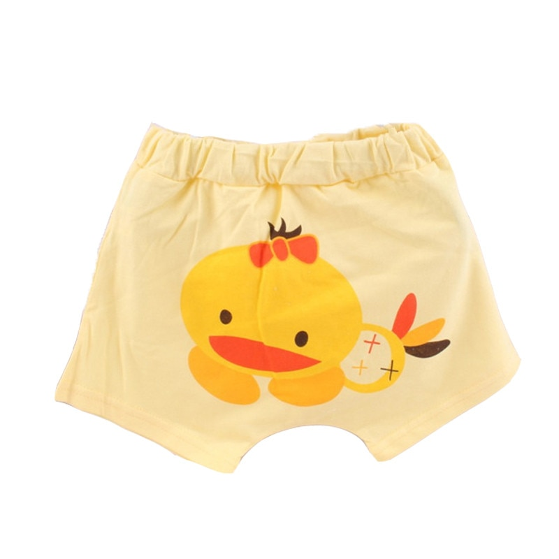 [해외]/1 PC New Summer Trousers Boy and Girl  Summer Shorts Cartoon PP Pants Duck Other PP Pants Trousers ATRQ0117