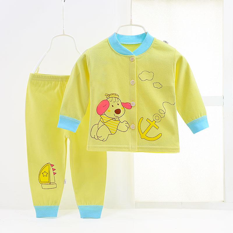 [해외]Babys spring coat and trousers are snug and snug 4/Babys spring coat and trousers are snug and snug 4