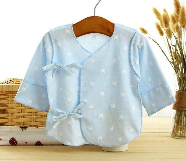 [해외]New born Babys Tie bear coat Underwear 100% water proof cotton 0-3months  Grooming & Healthcare Kits 040/New born Babys Tie bear coat Un