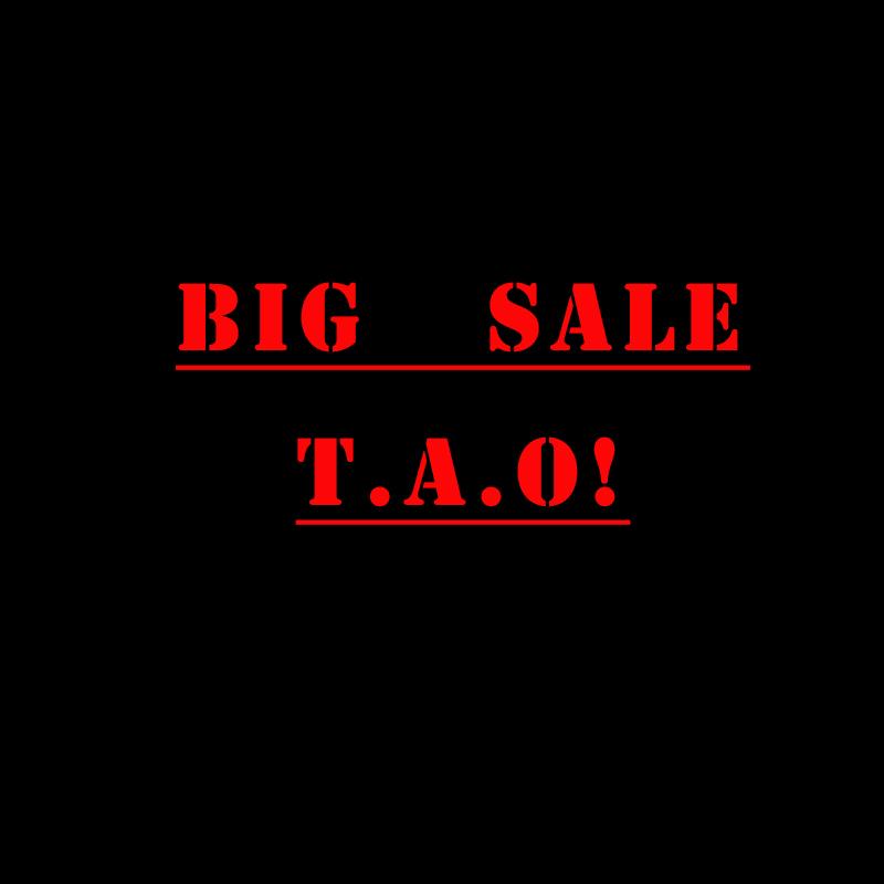 [해외]TAO 큰 판매/TAO 큰 판매