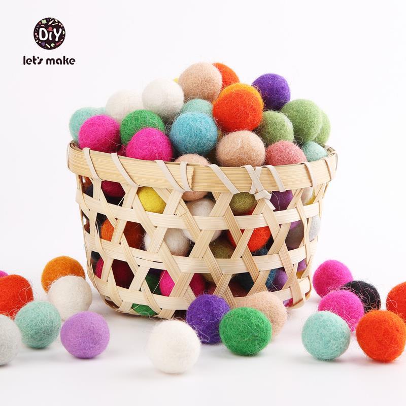 [해외]2 cm 양모 펠트 공을 만들어 보자 120 multicolour 펠트 공 양모 gumball 비즈 도매 대량 공예 장식 diy/2 cm 양모 펠트 공을 만들어 보자 120 multicolour 펠트 공 양모 gumball 비즈 도매 대량 공예