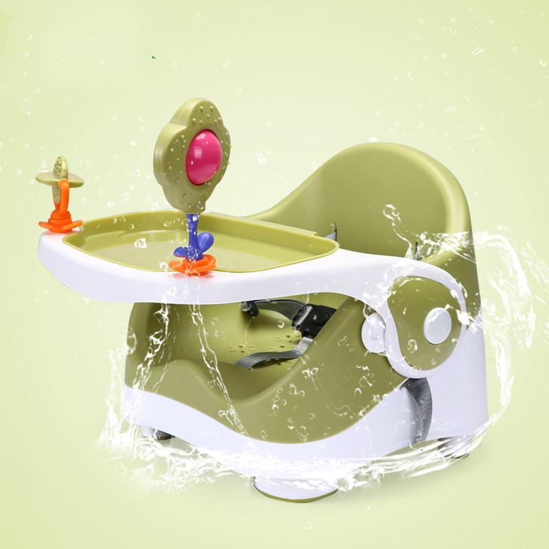 [해외]휴대용 아기 부스터 좌석 수유 용 의자 다기능 아기 높은 의자 BB 식탁 및 의자 좌석/Portable Baby Booster Seat Feeding Highchair Multifunctional Baby High Chair BB Dinner Tables and