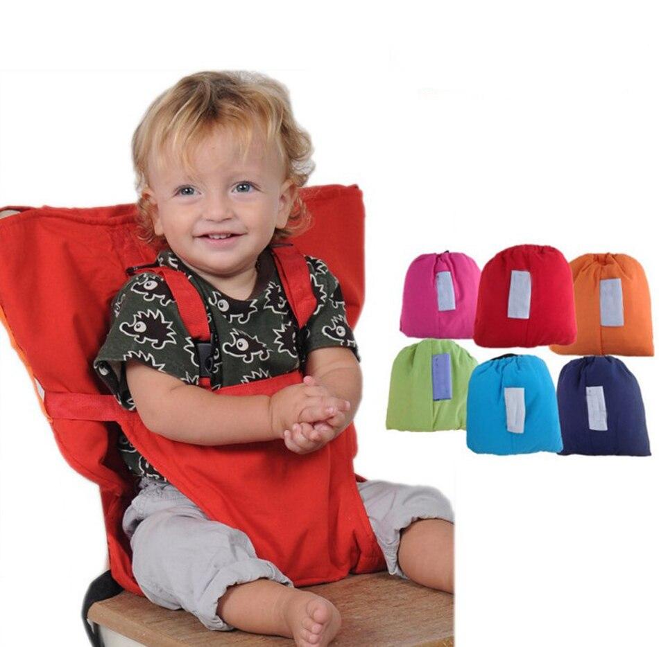 [해외]유아용 의자 유아용 유아용 식사 의자 식사용 의자 의자 안전 벨트 수유 용품 하이 체어 하네스 유아용 의자/Baby Chair Portable Infant Seat Product Dining Lunch Chair Seat Safety Belt Feeding Hi