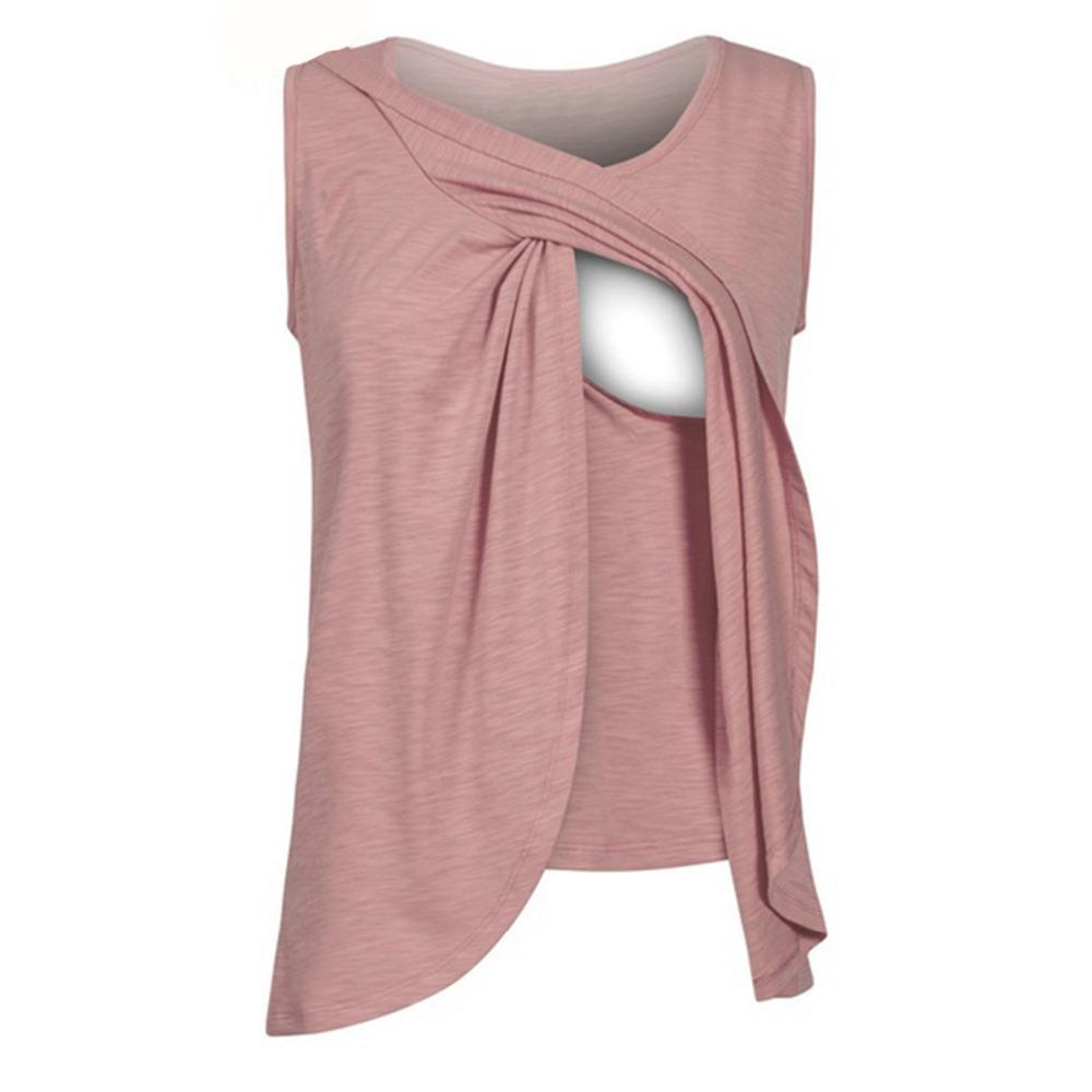 [해외]출산 간호 모유 수유 브래지어 탱크 캐미 Clothings 브래지어 플러스 사이즈 여성 드레스 임신 간호사 속옷 셔츠/Maternity Nursing breastfeeding Bras Tanks Camis Clothings bras clothes plus siz