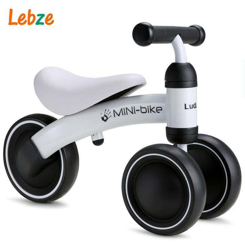 [해외]아이들은 장난감에 탄다 균형 자전거 4 개의 바퀴 아이들을아이 자전거는 자전거를 탄다 1-2 년은 아이들 자전거를 탄다/Children Ride On Toys Balance Bike Four Wheels Kid&s Bicycle Bike For Children