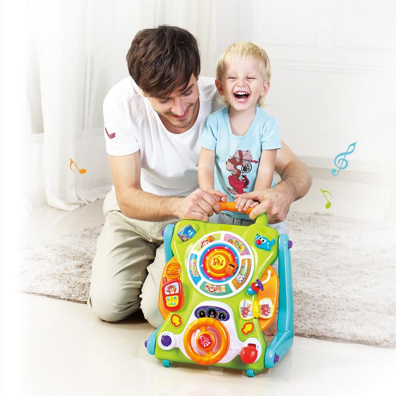 [해외]아이를새로운 학습 워커 9 개월 뮤지컬 완구 아기 워커 유모차 활동 휠 베이비 워커의 안전/New Learning Walker For Kids 9 Month Up Musical Toys Baby Walker Stroller activity wheel baby w