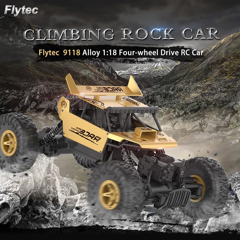 [해외]2017 새로운 RC 자동차 9118 1:18 합금 2.4G 4WD 고속 등반 록 자동차 경주 원격 제어 차량 RC 버기 선물 친구/2017 New RC Cars 9118 1:18 Alloy 2.4G 4WD High Speed Climbing Rock Car R