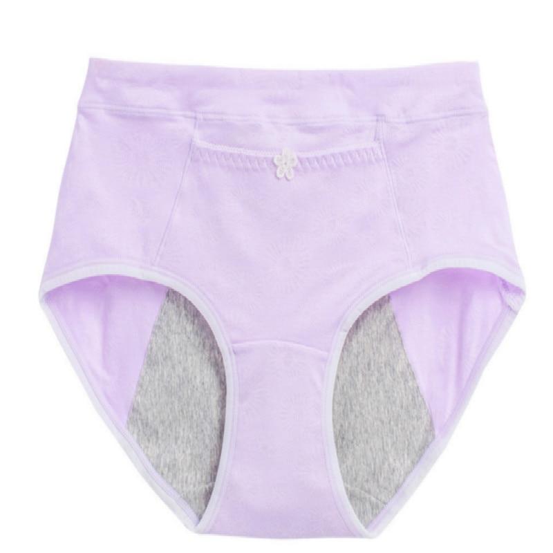 [해외]Freeshipping girl physiological underwear hot style waist bow breathable leak detection lovely pocket triangle underwear/Freeshipping girl physiol