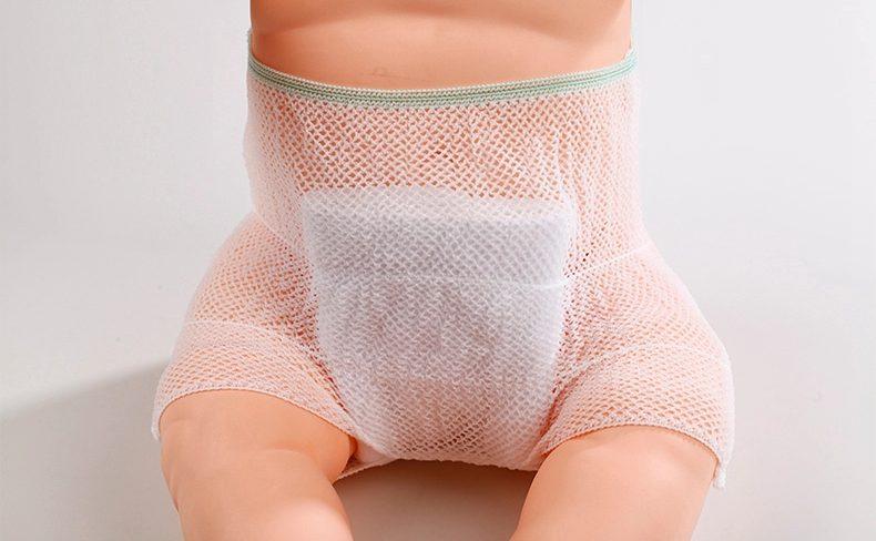 [해외]공급 아기 슈퍼 탄성 메쉬 기저귀 바지 신생아 통기성 BuDou 소변 아기 기저귀 그물 바지 30pcs/Supply baby super elastic mesh diaper pants Neonatal breathable BuDou urine Baby diapers