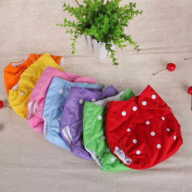 [해외]5pcs / lot 안뇨 즈 연구소 바지 베이비 팬츠는 새로운 소변 바지를 조절할 수있다. 1-3 년 동안 누출이 증가했다./5pcs/lot  Anyongzu Labs Pants Baby  Pants Can Adjust New Urine Trousers Wash