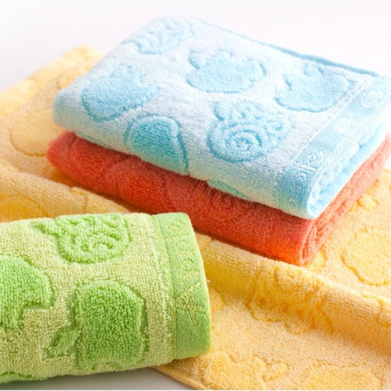 [해외]25x50cm 대나무 섬유 및 트위스트 무료 면화 아이 타월 핸드 타올 홈 아이를아기를얼굴 청소/25x50cm  Bamboo fiber and Twist free cotton child towel Hand Towel wholesale Home Cleaning F