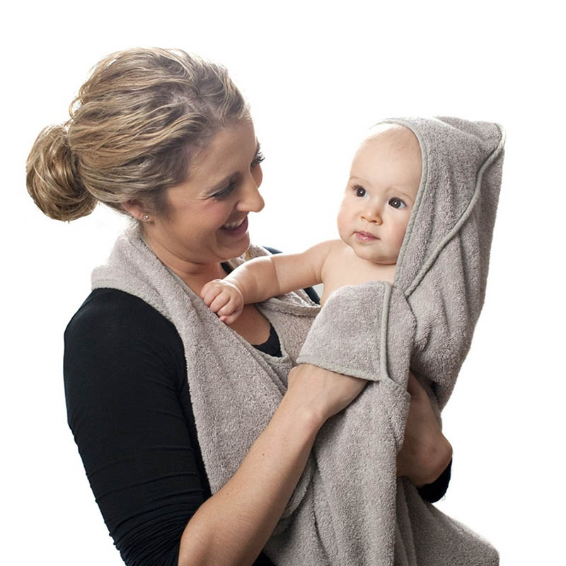 [해외]수건 목화 부드러운 목욕 타올 흡수성 아이들 망토 다기능 목도리 유아 목욕 타월 아이 후드 타월 목욕 가운/Baby Towel Cotton Soft  Bathing Towel Absorbent Children Cloak Multifunction Shawl Inf