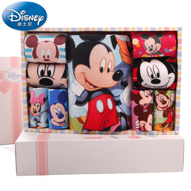 [해외]디즈니 미니 미키 수건 타올 선물 상자면 거즈 아이 타올 손수건 침 타월 34.5 * 24 * 6cm/Disney Minnie Mickey Towel Towel Gift Box Cotton gauze Child towel Handkerchief Saliva to