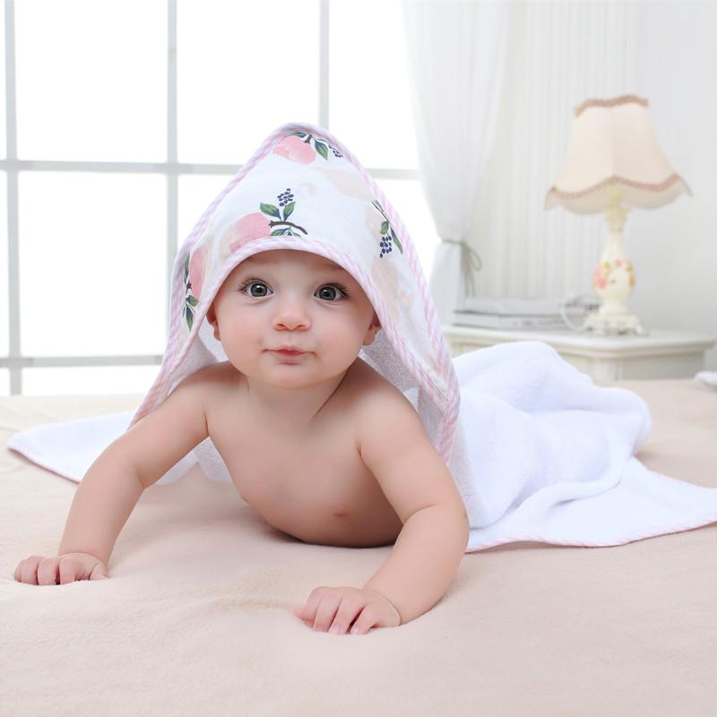 [해외]장미 어린이 타월 유아용면 목욕 가운 아기 소년 소녀 봄 동물 후드 목욕 타올 어린이 만화 타월 아기 목욕 타월/rose  Kids Towel Toddler  Cotton Bathrobe Baby Boys Girls Spring Animal Hooded Bath