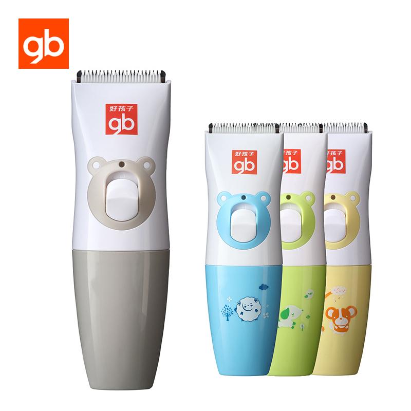 [해외]GB USB 재충전 용 아기 머리 트리머 방수 조용한 전기 머리 Clippers8 형 조정 가능한 child 코드가없는 이발/GB USB Rechargeable Baby Hair Trimmers Waterproof Quiet Electric Hair Clippe