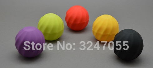 [해외]7G 50pcs / lot 노란색 사랑스러운 빈 플라스틱 화장품 입술 루즈 용기, DIY 라운드 블랙 립 밤 병, 레드 립스틱 패키지/7G 50pcs/lot Yellow Lovely Empty Plastic Cosmetic Lip Rouge Container,