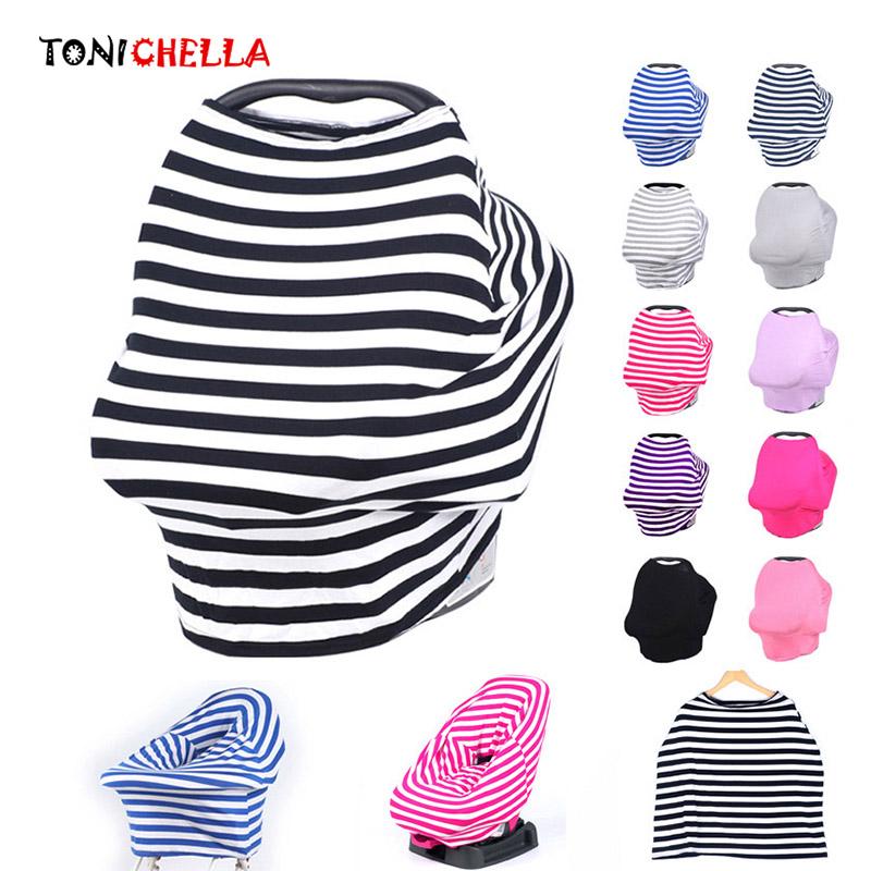[해외]MultiUse 부드러운 유아 통풍 목도리 유방 수유 커버 편안한 담요 캐노피 자동차 좌석 커버 T0894/MultiUse Soft Infant Breathable Shawl Breast Feeding Nursing Cover Comfortable Blanket