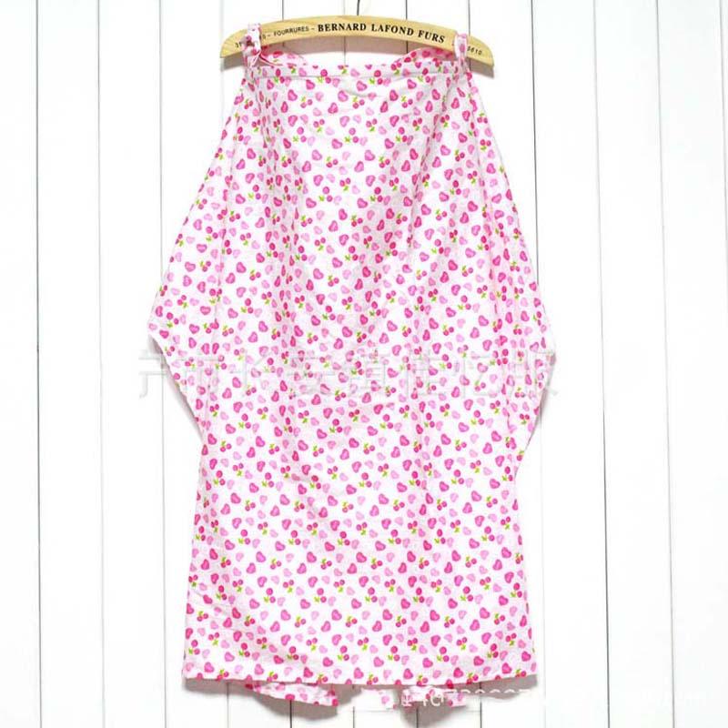[해외]통기성 간호 커버 모유 수유 타월 베이비 담요 판쵸 코튼 엄마 야외 먹이 앞치마 유방 간호 커버/Breathable Nursing Cover Breastfeeding Towel Baby Blanket Poncho Cotton Mommy outdoors feedi