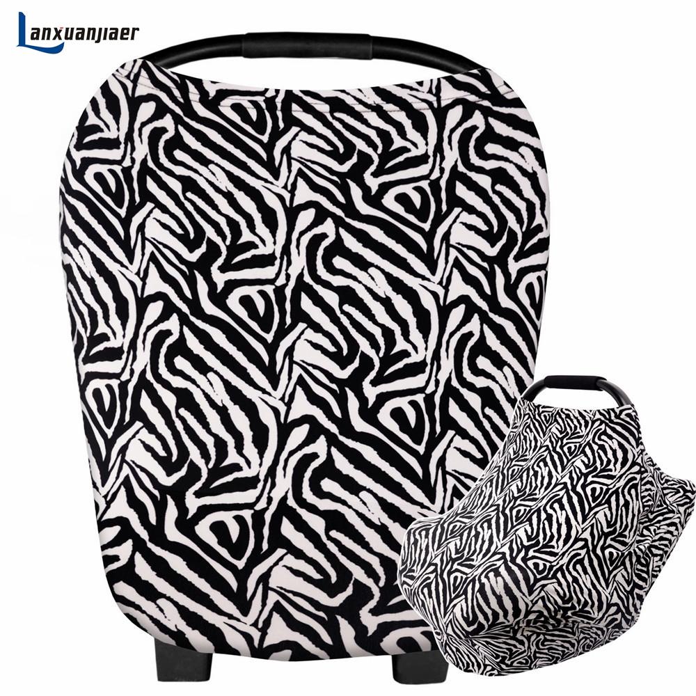 [해외]간호 모유 수유 커버 스카프 - 베이비 카 시트 캐노피 - 간호 용 패드, 파우치 & amp; 선물 팩 세트 - 장바구니, 유모차, 카시/Nursing Breastfeeding Cover Scarf - Baby Car Seat Canopy - Nursin