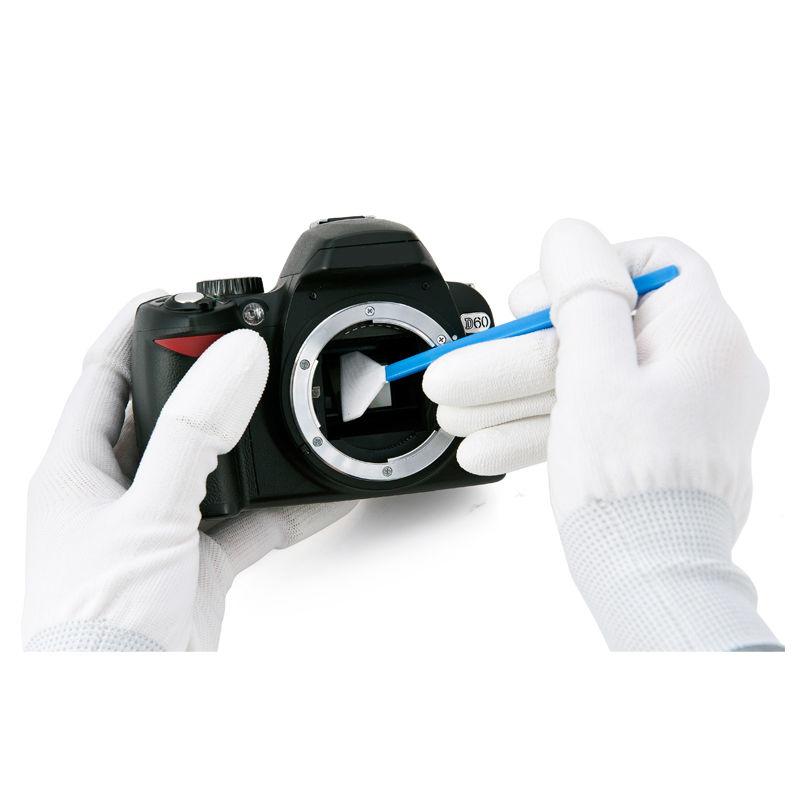 [해외]풀 프레임 카메라 센서 CCD / CMOS 청소 면봉 D - 10170/full frame camera sensor CCD/CMOS cleaning swab D-10170