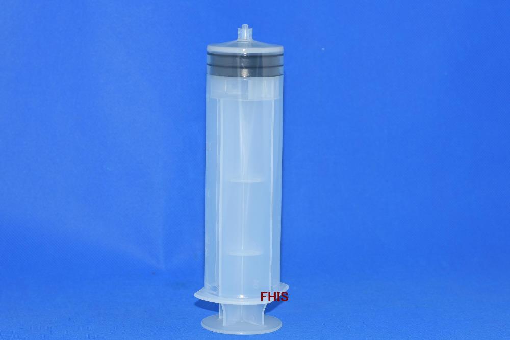 [해외]200cc 200cc 루이 자물쇠 주사기 화이트 신품/200ml 200cc  Luer Lock syringe white new