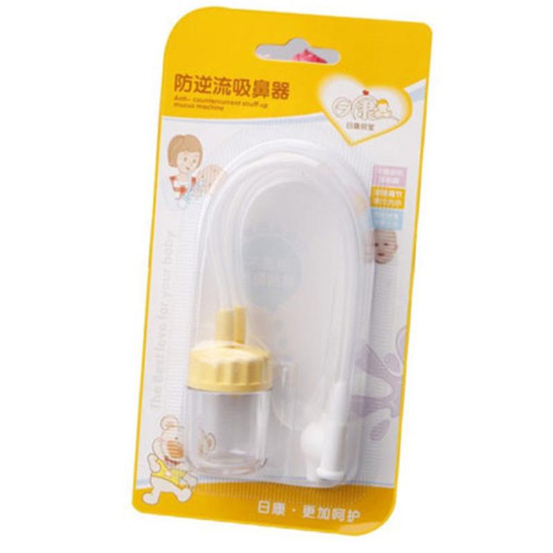 [해외]베이비 케어 비강 흡인기 신생아 안전 코 클리너 진공 흡입 스노 코 클리너/Baby Care Nasal Aspirator New Born Infant Safety Nose Cleaner Vacuum Suction Snot Nose Cleaner