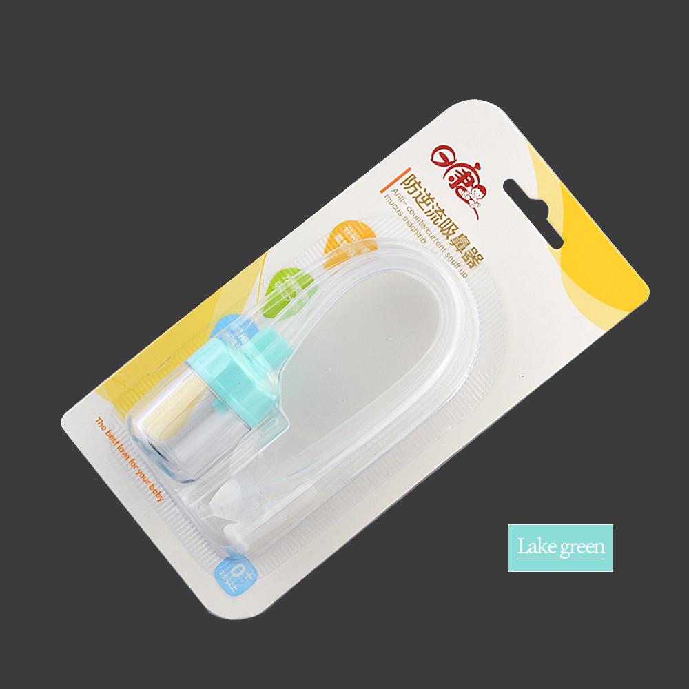 [해외]?아기 유아 안전 코 청소기 미니 진공 흡입 플라스틱 비강 흡입기 방지 현재 신생아 코 청소기 장치/ Baby Infant Safe Nose Cleaner mini Vacuum Suction Plastic Nasal Aspirator Anti-current ne