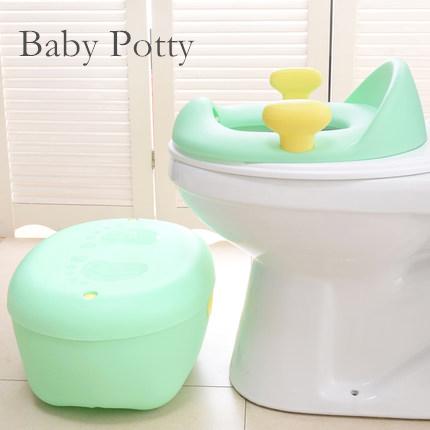 [해외]편안한 유아 유아용 변기 유아용 변기 유아용 교육 분지 다채로운 아기 화장실/Comfortable Toddler Toilet Seat Baby Potty Children Training Basin Colorful Baby Toilet