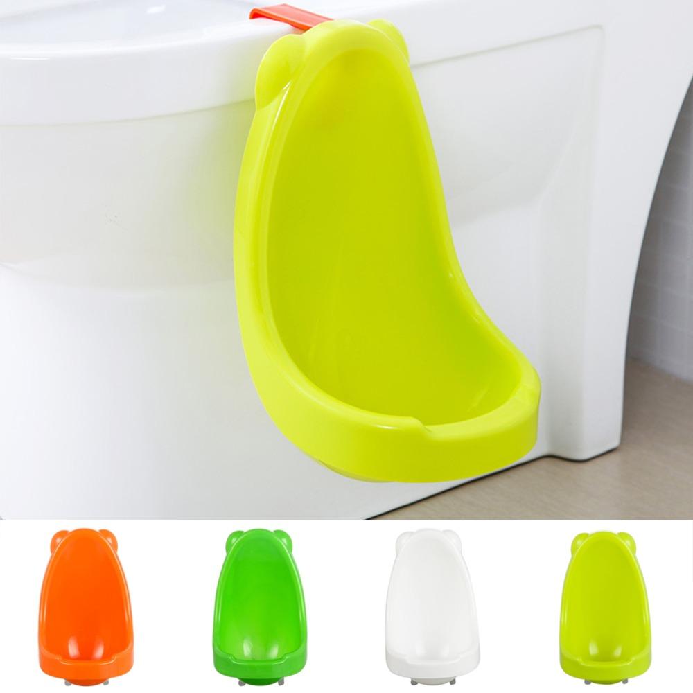 [해외]귀여운 어린이 키즈 사소한 화장실 훈련 소변기 소년 소년 트레이너 화장실/Cute Children Kids Potty Toilet Training Urinal for Boys Pee Trainer Bathroom