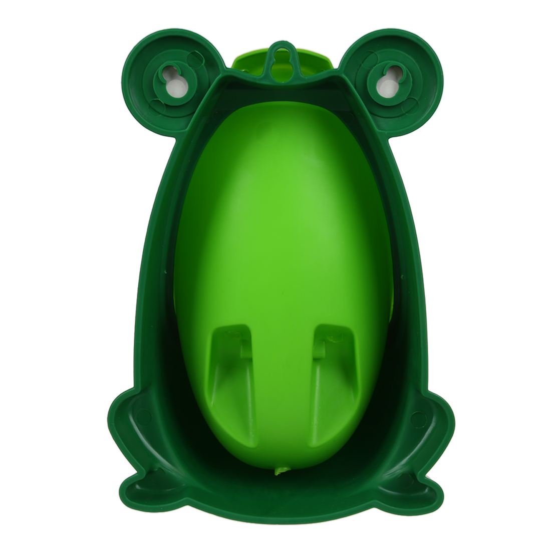 [해외]Abwe 베스트 셀러 베이비 보이즈 유아 변기 훈련 오줌 트레이너 미니 화장실 (개구리 그린)