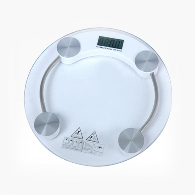 [해외]디지털 전자 유리 LCD는 몸이 욕실 저울 무게/Digital Electronic Glass LCD Weighing Body Scales Bathroom