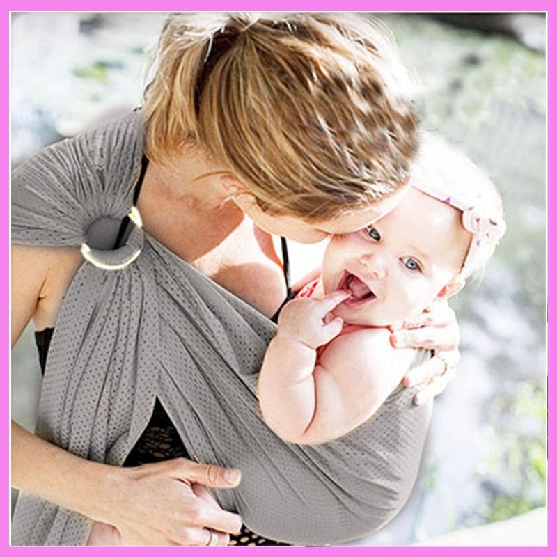 [해외]앞면 양면 운반용면 신생아 베이비 슬링 가방 캥거루 캐리어 삭스 아기 캐리어 인체 공학적 슬링 포장 캥거루 운반 대/Front Facing Carry Cotton Newborn Baby Sling Bag Kangaroo Carrier Sack Baby Carri