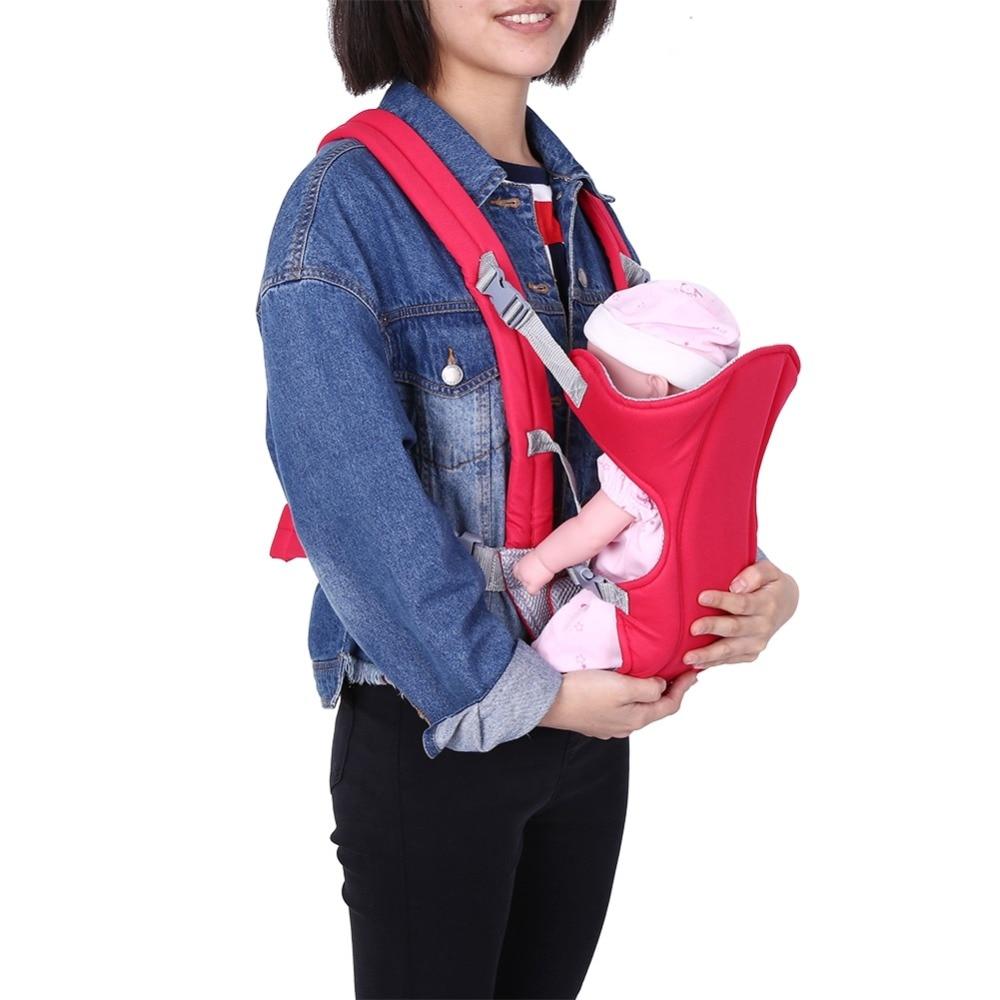 [해외]뜨거운 아기 캐리어 더블 스트랩 조정 가능한 전면 배낭 랩 슬링 좌석 통기성 편안한 Utiility 아기 홀더/Hot Baby Carrier Double Strap Adjustable Front Backpack Carrying Wrap Sling Seat Bre