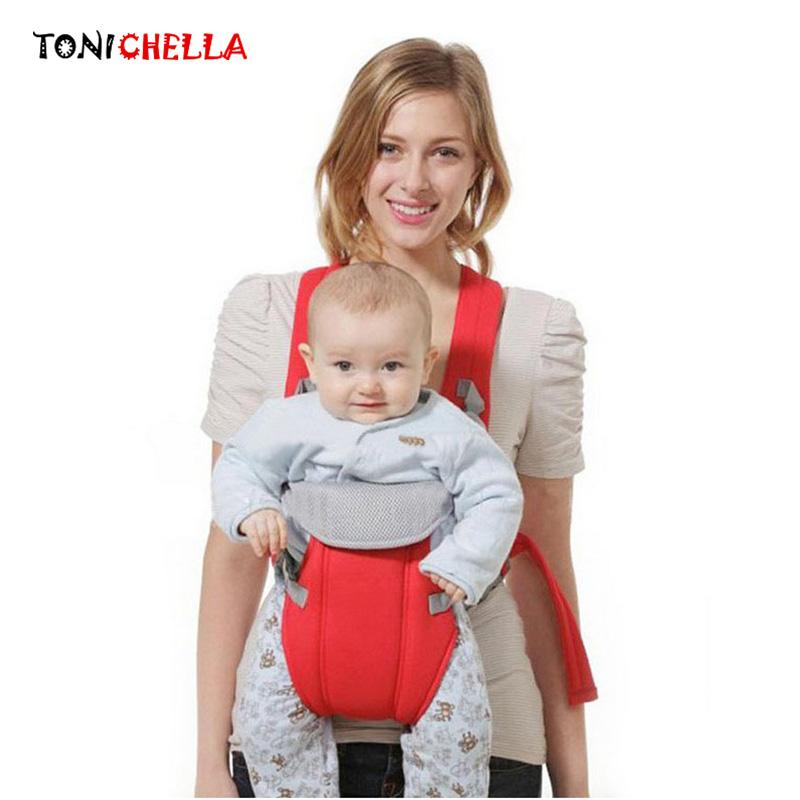 [해외]다기능 아기 캐리어 유아 메쉬 슬링 배낭 캥거루 Wrag 가방 편안한 유아 크래들 신생아 캐리어 CL5485/Multifunctional Baby Carriers Infant Mesh Slings Backpack Kangaroo Wrag Bag Comfortab