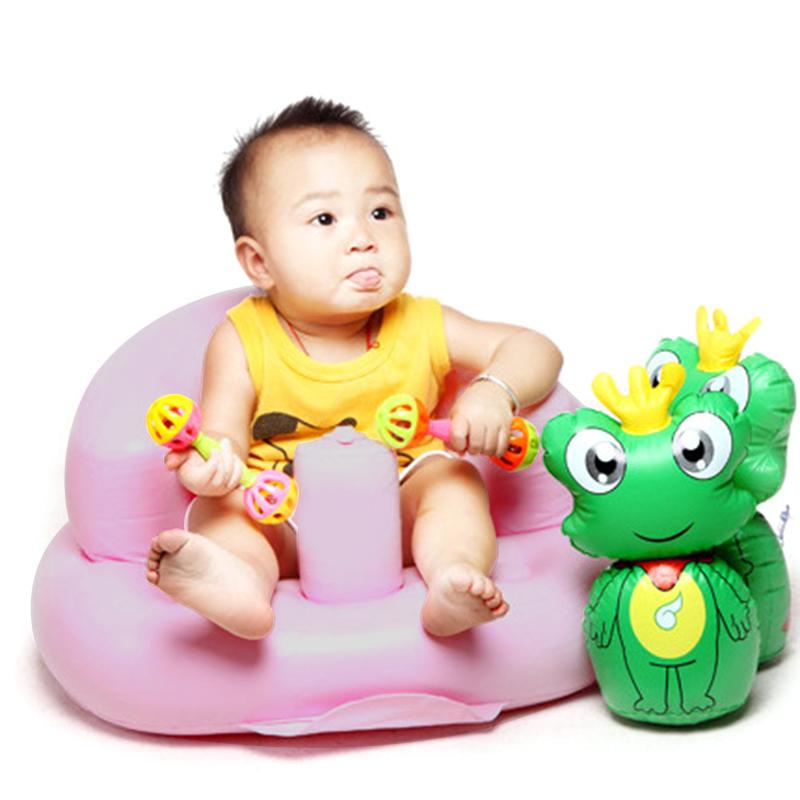 [해외]아기를새로운 부드러운 소파 아기 다기능 다이닝 의자 의자 소파 앉아있는 소녀와 소년 아기를학습자/New soft sofa for Baby Inflatable Multifunctional Dining Stool Chair Sofa For Sitting Learne