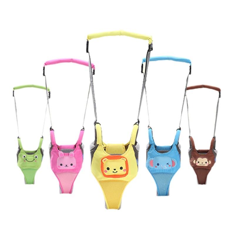 [해외]2017 패션 다섯 가지 색상 베이비 편리한 실용적인 바구니 유형 안티 - 분실 휴대용 어린이 도보 도우미/2017 Fashion Five Colors Baby Convenient Practical Basket Type Anti-lost Portable Chil