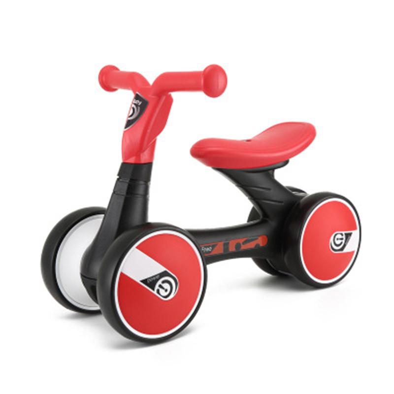 [해외]어린이 균형 자전거 스쿠터 아기 보행기 어린이 1-3 세 아기 스쿠터 아니 발 페달 운전 자전거 아기를선물/Kids Balance Bikes Scooter Baby Walker Child 1-3 years Baby Scooter No Foot Pedal Driv