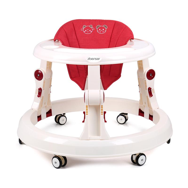 [해외]접이식 아기 학습 워커 안티 롤오버 휴대용 다기능 어린이 & S 워커/Foldable Baby Learning Walker Anti - Rollover Portable Multi - Functional Children & S Walker