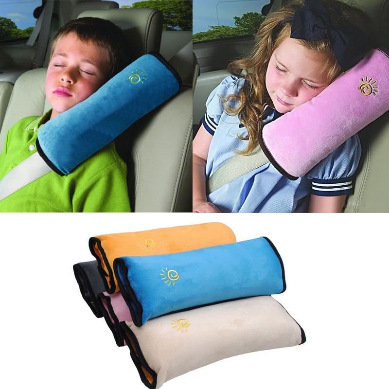[해외]아기 베개 자동차 안전 벨트 & A; 좌석 수면 포지셔너는 어깨 패드가 아이 아기 안전 울타리 용 차량 좌석 쿠션을 조정 보호/Baby Pillow Car Safety Belt & Seat Sleep Positioner Protect Shoulde