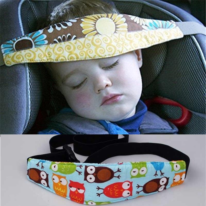[해외]UNIKIDS 유아와 아기의 머리 지원 유모차 유모차 안전 시트 고정 벨트 조절 안전 울타리 수면 포지셔너/UNIKIDS Infants And Baby Head Support Pram Stroller Safety Seat Fastening Belt Adjusta