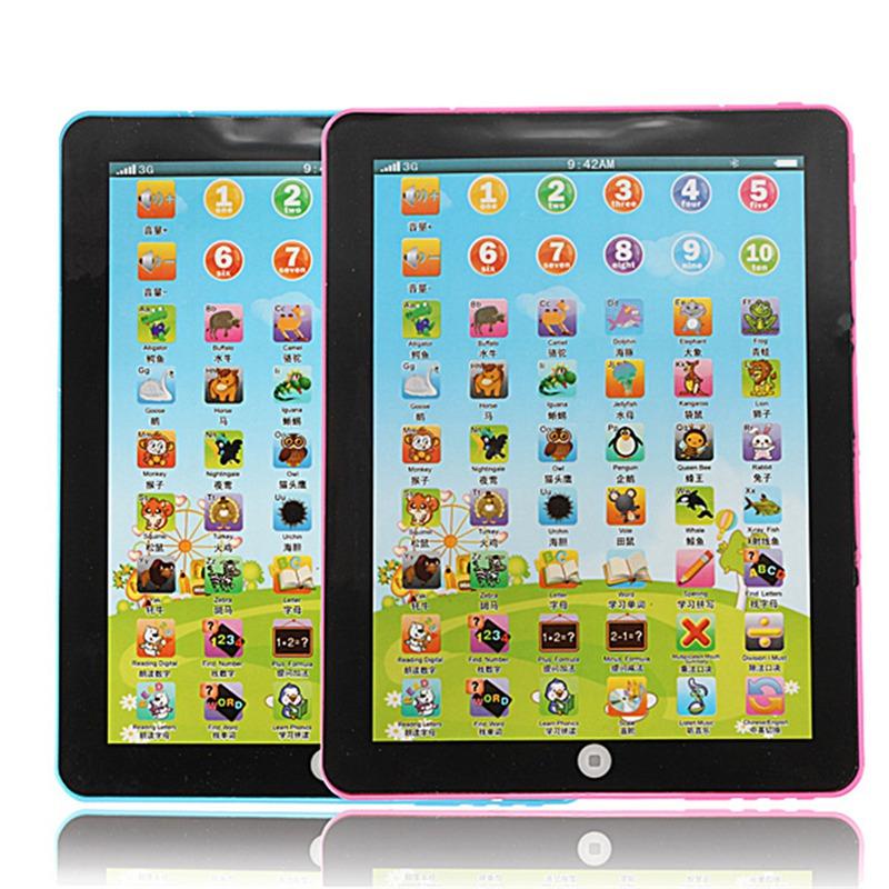 [해외]현대적인 디자인 다기능 패드 키즈 아이들을영어 학습 교육용 컴퓨터 미니 태블릿 티치아 장난감/Modern Design Multi-functional Pad For Kid Children Learning English Chinese Educational Compu