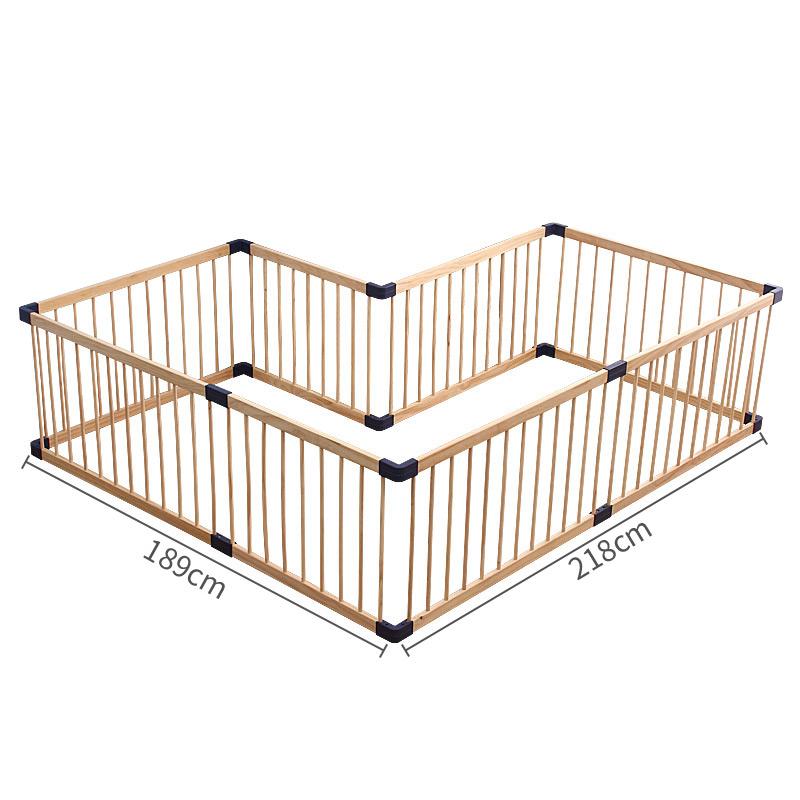 [해외]단단한 문 아기 아기 놀이터 수출 냄새 건강 아기 울타리 어린이 & s 게임 울타리 많은 크기/Solid wood gate baby playpen export no smell health baby fence Children&s game fence Many