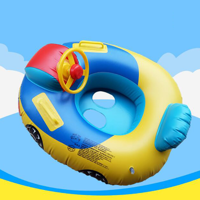 [해외]놀이터 아기 수영 반지 떠 다니는 어린이 허리 풍선 수레 욕조와 풀 수영 풀 액세서리 수영복 - 30/Playpen Baby Swimming Ring floating Children Waist Inflatable Floats Swimming Pool Toy fo