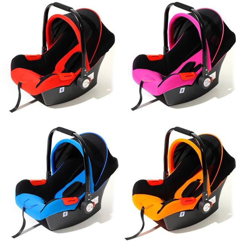[해외] 브랜드 새로운 안전한 신생아 바구니 스타일의 자동차 좌석 유아 핸들 바구니 좌석 신생아의 아기 자동차 안전 좌석/Free Ship Brand New Safe Neonatal Basket-Style Car Seat Infants Handle Basket Seat