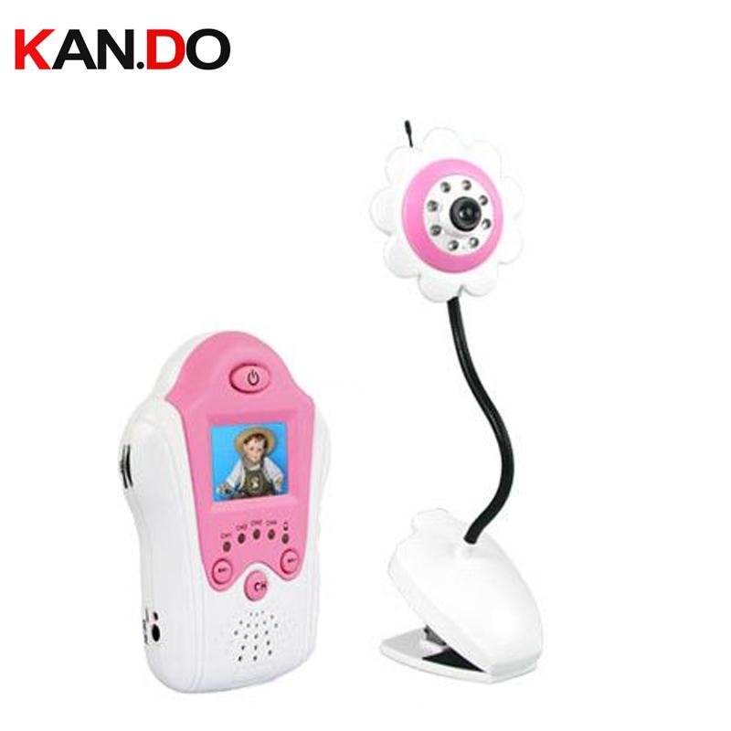 [해외]베이비 모니터 나이트 비전 1.8 & LCD 디스플레이 베이비 케어 카메라 모니터 무선 모니터 무선 키트 2.4G 무선 카메라/baby monitor Night vision 1.8& LCD display baby care camera monitor wir