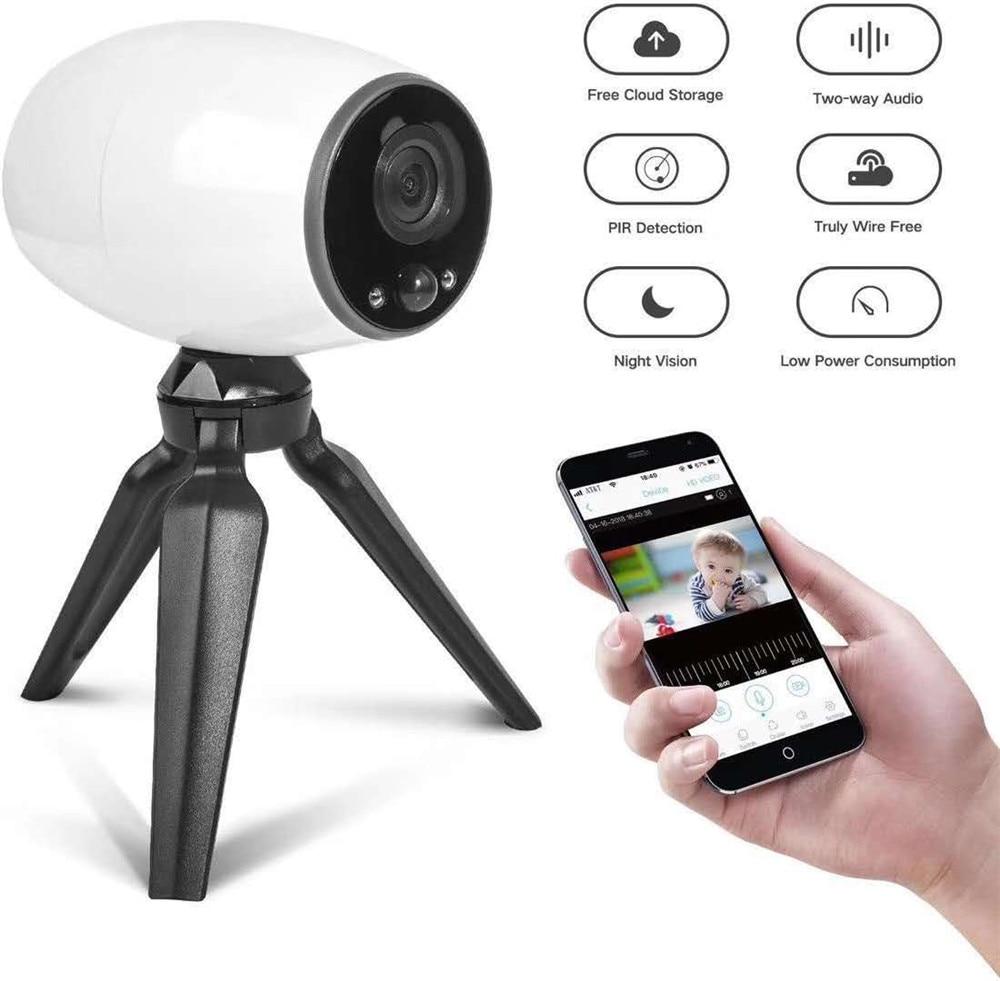 [해외]클라우드 스토리지 무선 WIFI IP 카메라 휴대용 베이비 모니터/Cloud Storage Wireless WIFI IP Camera Portable Baby Monitor