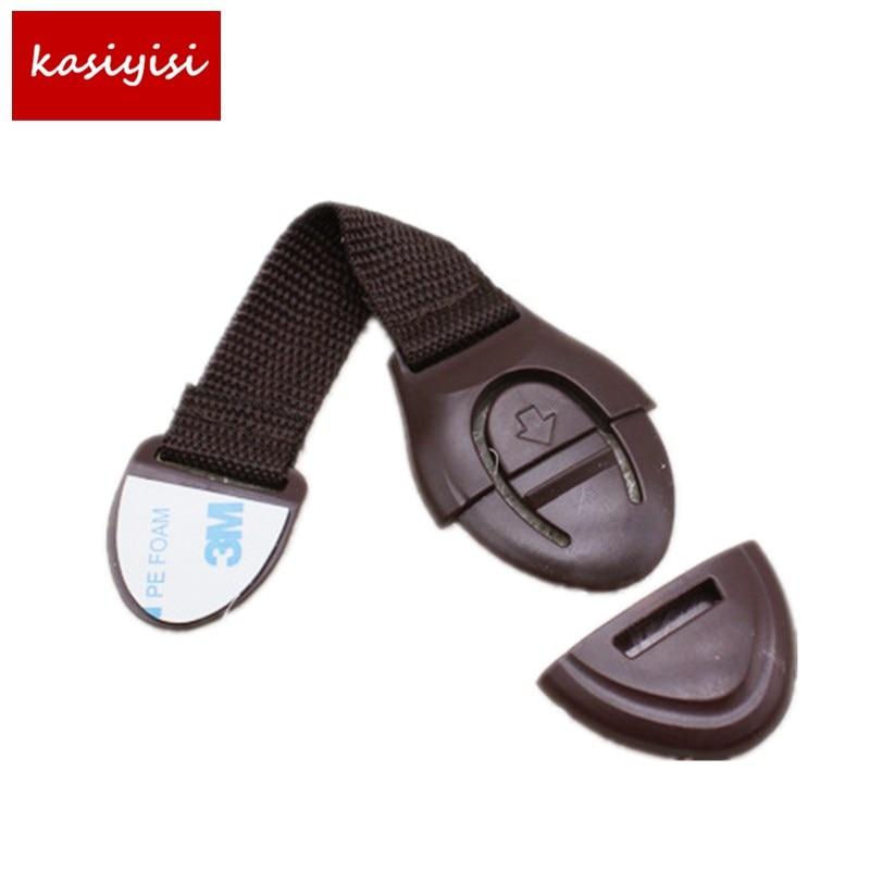 [해외]5 PC / lot 텔레스코픽 조절 안전 잠금 도어 안전 잠금 서랍 로커 아기 안전 선물/5 Pcs/lot Telescopic Adjustable Safety Lock The Door Safety Lock Drawer Locker baby safety gifts