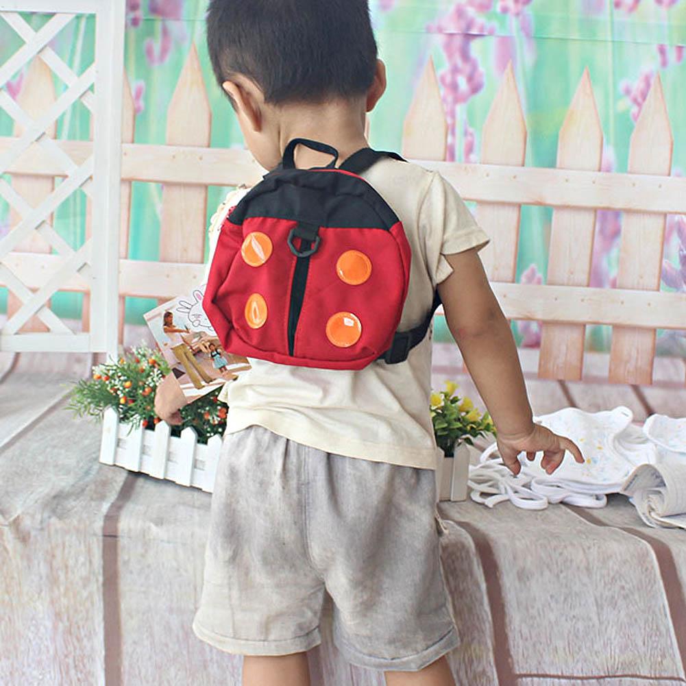 [해외]2in1 무당 벌레 모양의 골키퍼 방지 안전 하네스 베이비 배낭 도보 하네스 FJ88/2in1 Ladybird Shaped Keeper Anti Lost Safety Harness Baby Backpack Walk Harness FJ88